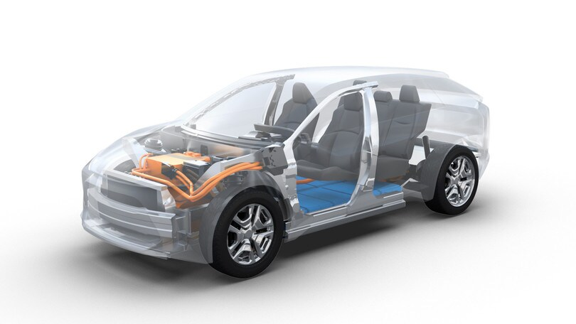 Toyota e Subaru uniscono le forze per un Suv elettrico