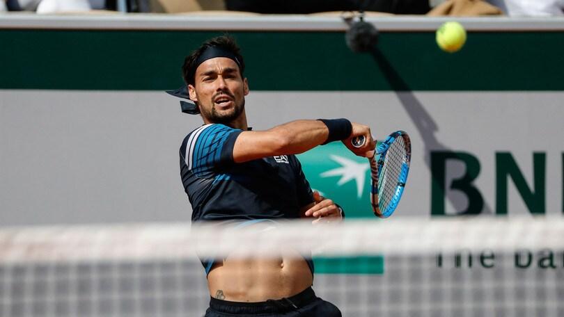 Ranking ATP: è ufficiale, Fognini entra in Top10