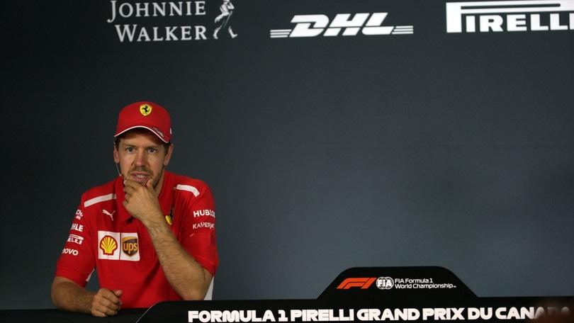 Gp Canada: beffa Vettel, Mondiale a quota impossibile