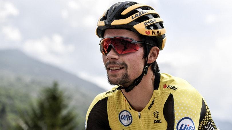 Primoz Roglic non parteciperà al Tour de France