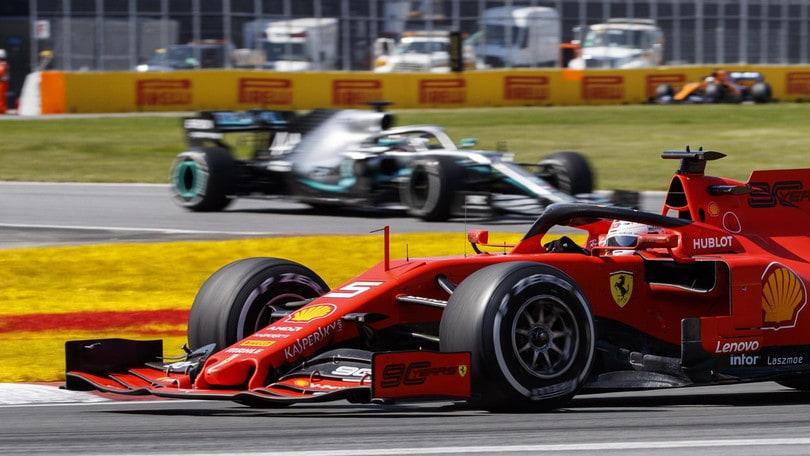 Gp Canada: Vettel beffato, ma i bookmaker pagano le scommesse