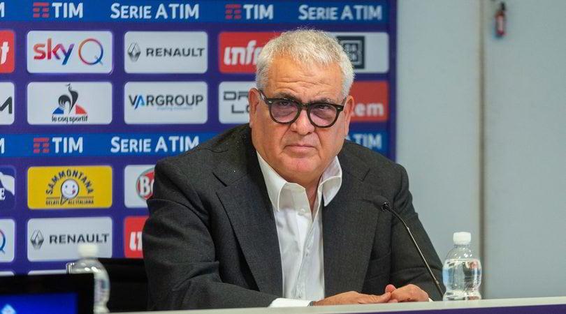 Fiorentina: Corvino addio tempestoso, c'è Pradè