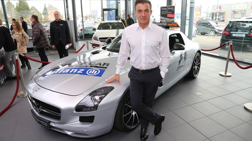 Jean Alesi compie 55 anni, la Ferrari nel cuore