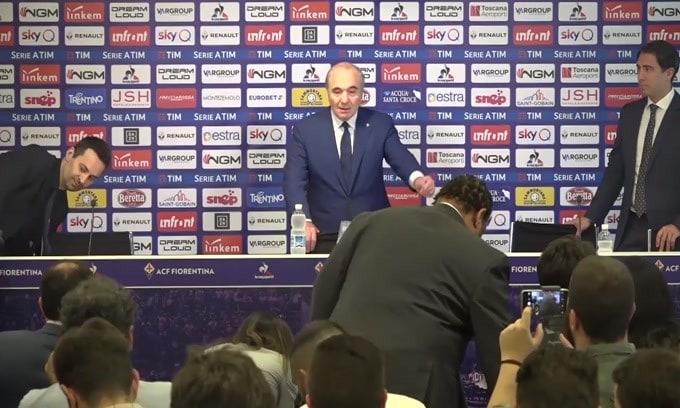 Fiorentina: Corvino lascia, Pradè in arrivo