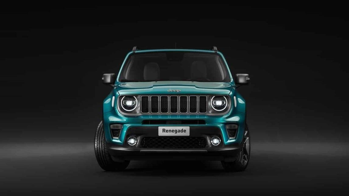 Jeep al Salone di Ginevra con la Serie S: le foto