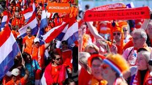 Mondiali donne, invasione Oranje a Le Havre per l'Olanda