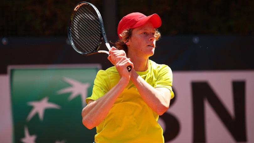 Sinner eliminato al primo turno del torneo Atp di s'-Hertogenbosch