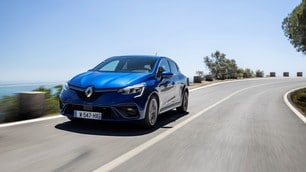 Nuova Renault Clio, la prova: tutti gli scatti