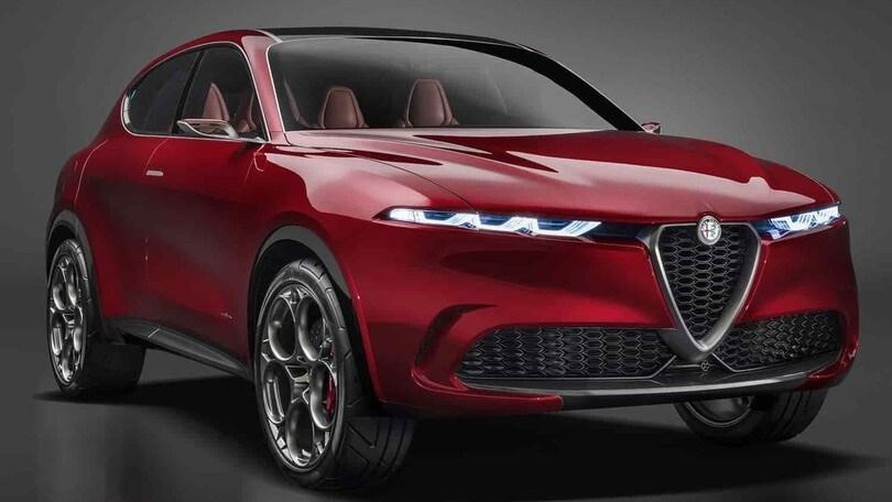 Alfa Romeo Tonale: a Parco Valentino dal 19 al 23 giugno