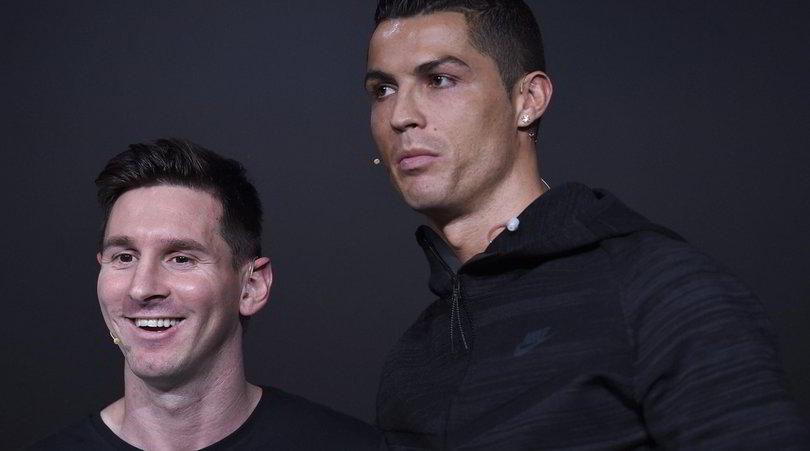 """Juve, Cristiano Ronaldo su Messi: """"Io ho vinto la Champions con più club"""""""