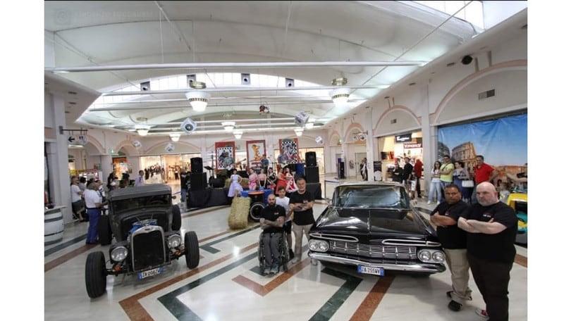 Portoricano Car Club, custom auto americane a Roma