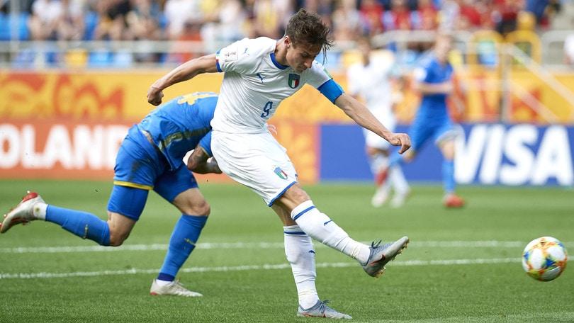 Inter, Pinamonti ceduto al Genoa