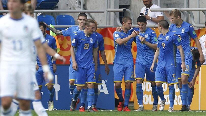 L'Italia Under 20 saluta il Mondiale: in finale va l'Ucraina