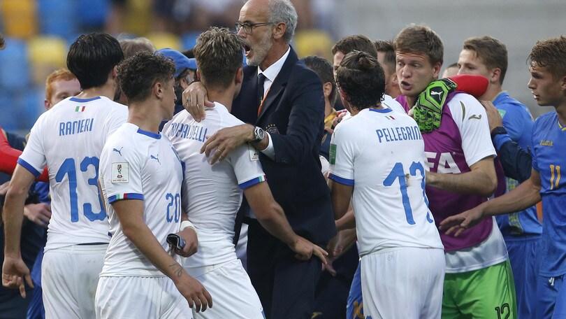 Mondiale Under 20, l'Italia sfiderà l'Ecuador nella finale per il 3° posto