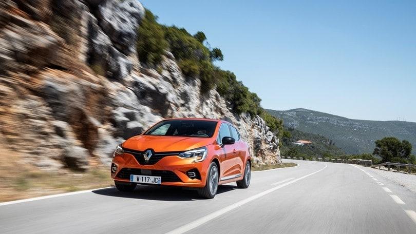 Nuova Renault Clio, test drive