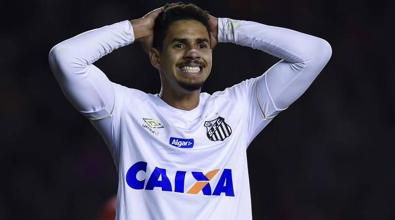 """Verissimo, il sogno Roma e la paura di restare al Santos: """"È frustrante"""""""