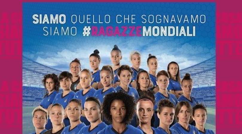 """Giamaica-Italia, a """"casa delle donne"""" per sostenere le azzurre"""