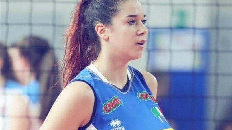 Rachele Morello a Novara come vice Hancock