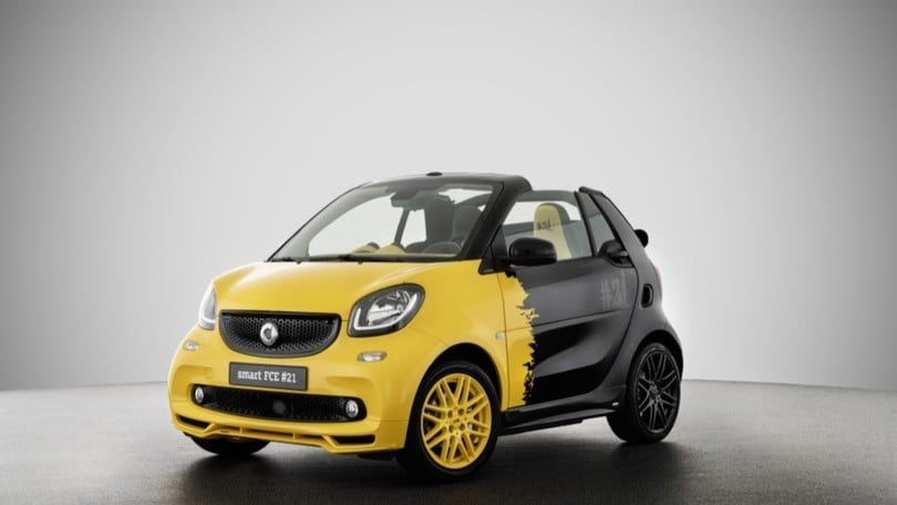 Smart Final Collector's Edition, addio benzina