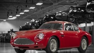 Aston Martin DB4 GT Zagato Continuation, le foto