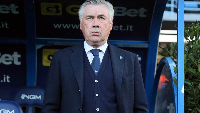 Ancelotti, tre schemi per il nuovo Napoli
