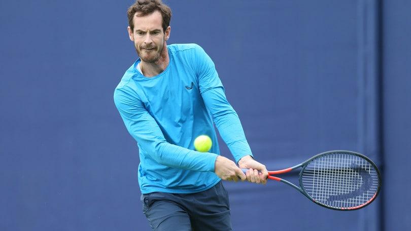 Tennis, Murray torna in doppio e punta il singolare:
