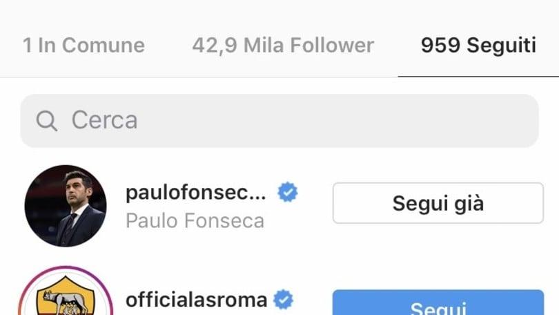 Ismaily vuole raggiungere Fonseca: segue la Roma sui social e mette 'like' alle foto
