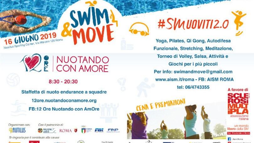 Tutto pronto per Swim&Move 2019