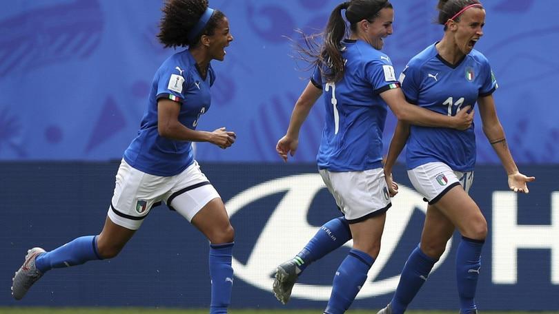 Mondiale femminile, Giamaica-Italia: azzurre a quota rasoterra, 1,10
