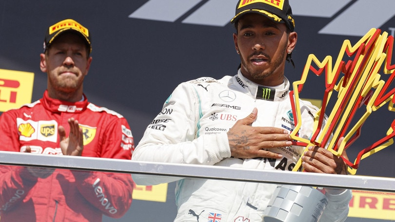 Penalità Vettel: Ferrari rinuncia all'appello
