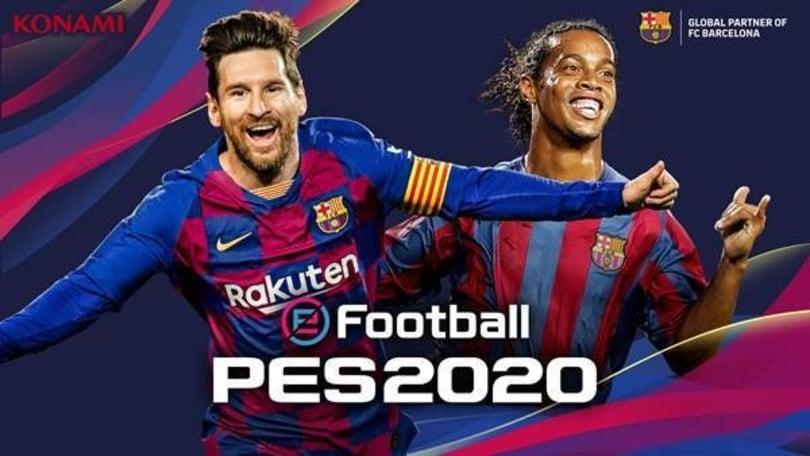 Konami: annunciato PES 2020