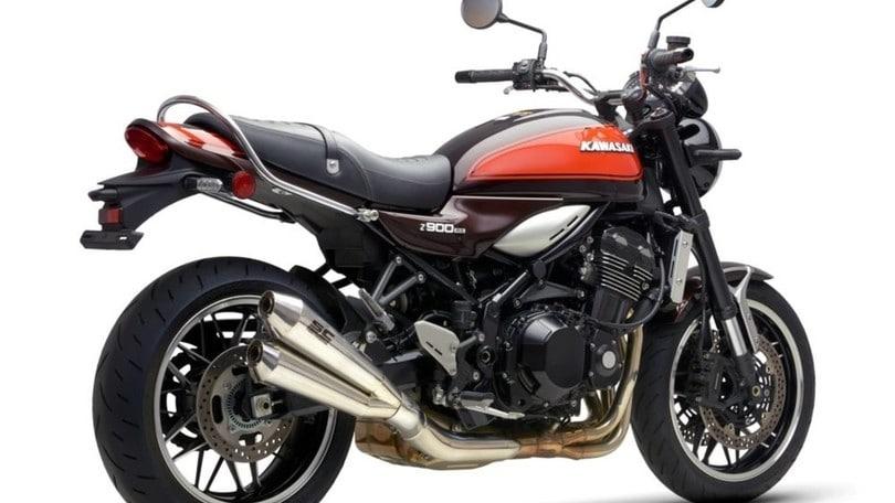 Kawasaki Z900RS Classic Edition in promozione fino al 30 settembre