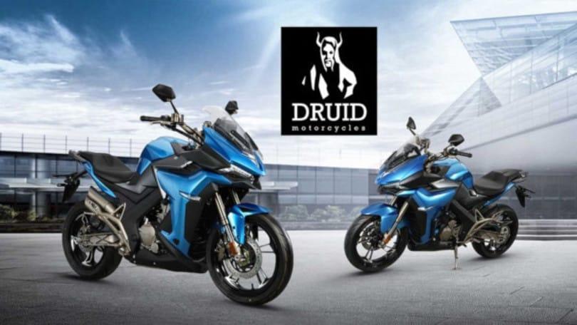 Druid Motorcycles, ecco le Sorcerer XEV e Hybrid