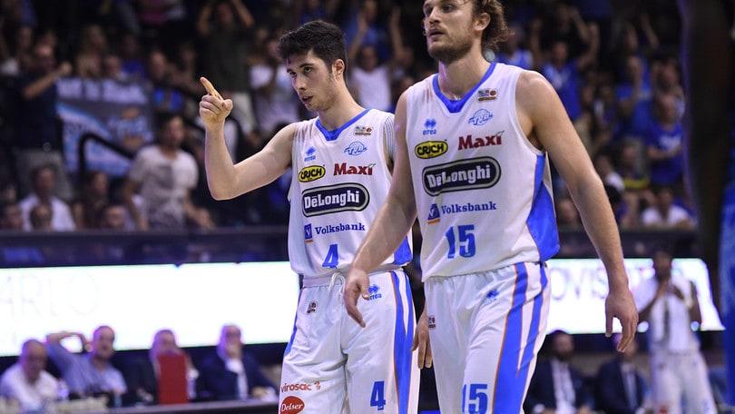 Playoff A2: Treviso domina gara-2 e batte ancora Capo d'Orlando