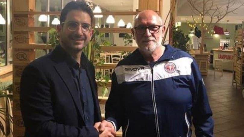 Vito Ferrara è il nuovo allenatore di Baronissi