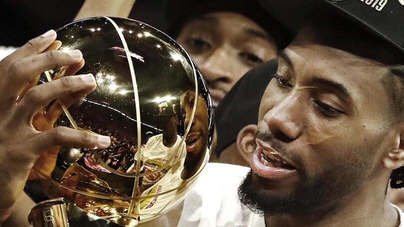 NBA, effetto Leonard: Clippers favoriti per il titolo