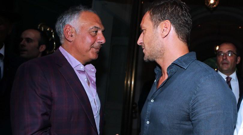 """Pallotta, il cordoglio per la scomparsa di Enzo Totti: """"Francesco, prego per te"""""""
