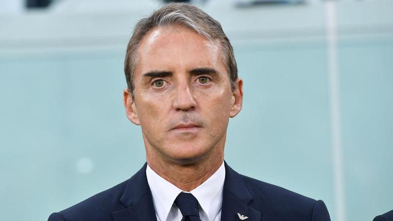 Mancini dà il bentornato a Sarri: