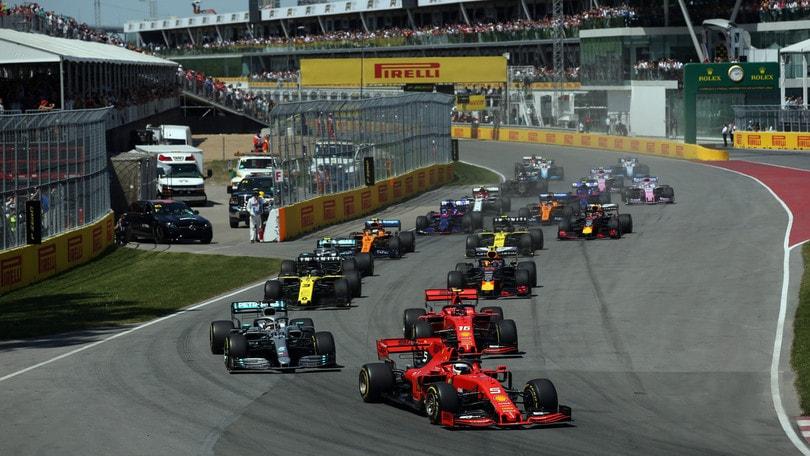 F1, il nuovo regolamento sarà pronto entro fine ottobre