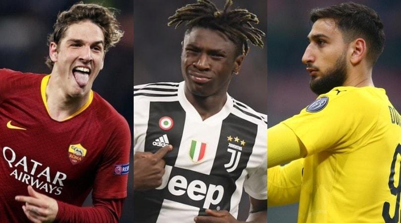 I migliori Under 20 del mondo: nella Top 10 c'è tanta Italia