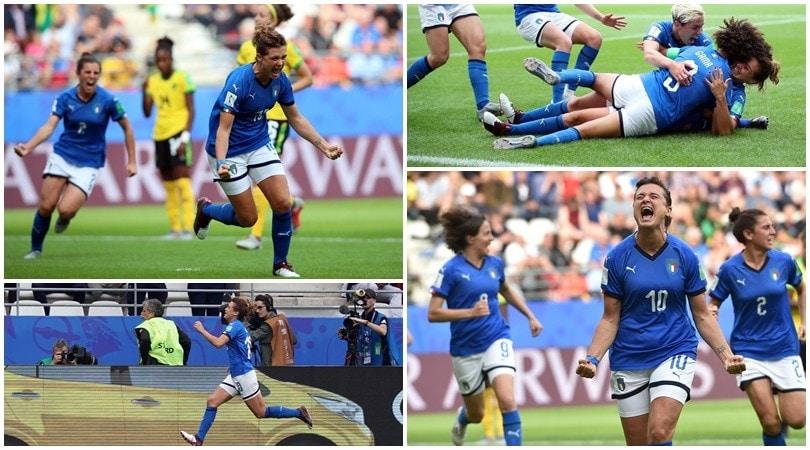 Show dell'Italia ai Mondiali femminili: Girelli ne fa tre, doppietta della Galli