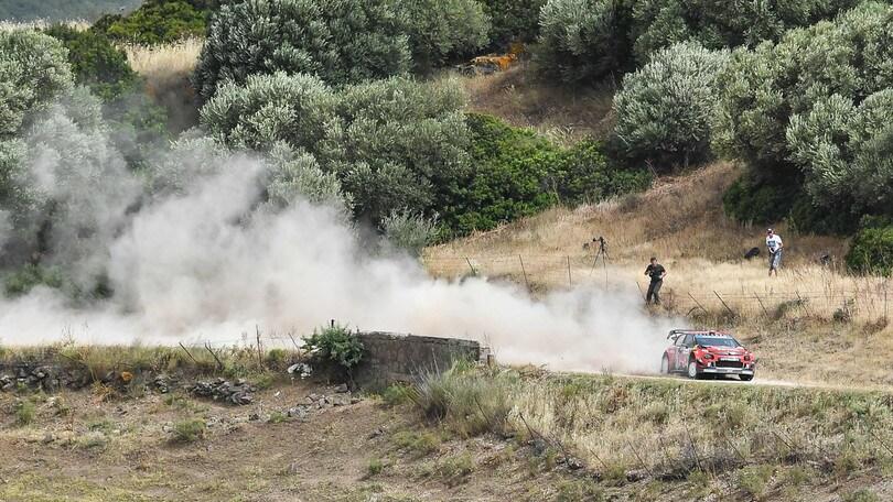 Rally Sardegna: Sordo al comando, problemi per Ogier