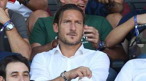 Totti ha deciso: lunedì lascia la Roma