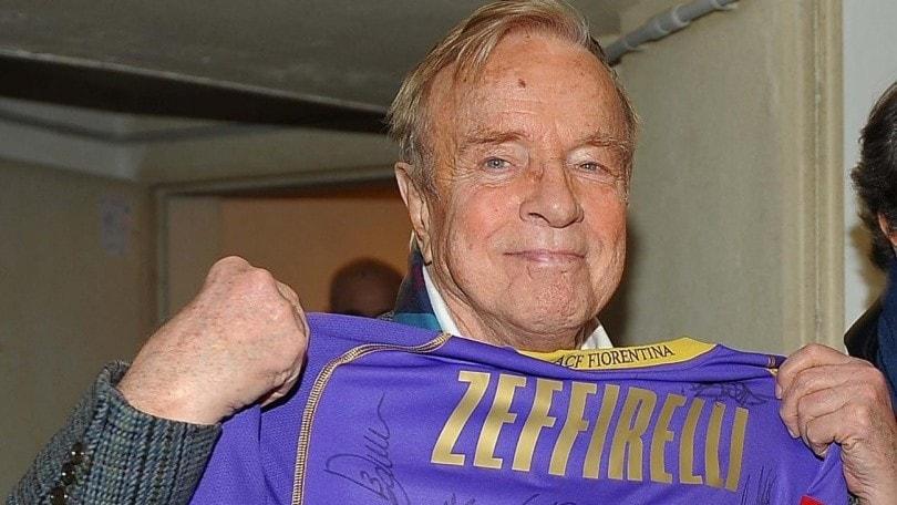 Addio al regista Franco Zeffirelli, grande tifoso della Fiorentina