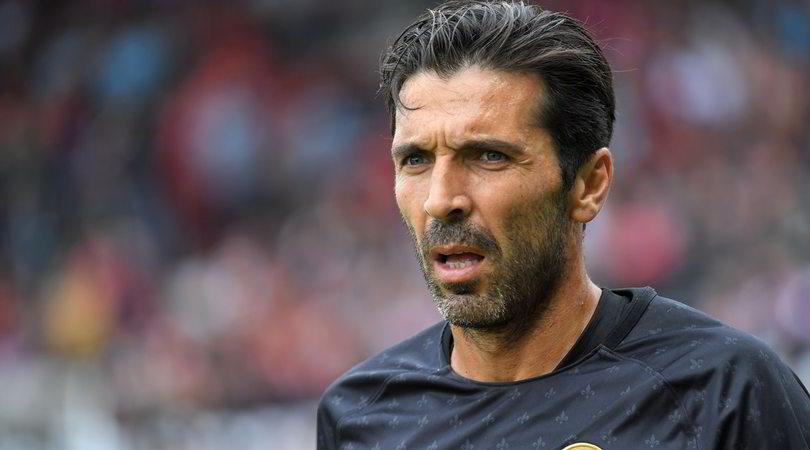 "Buffon esclusivo: ""Sarri è un'altra storia"""