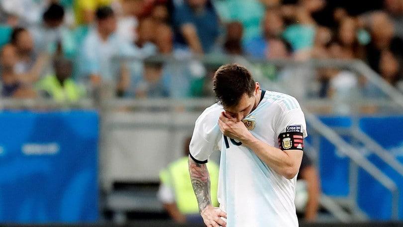 Delusione Argentina in Coppa America: James Rodriguez show nel 2-0 della Colombia