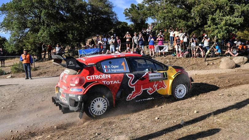 Rally Sardegna: Tanak in testa nella seconda giornata