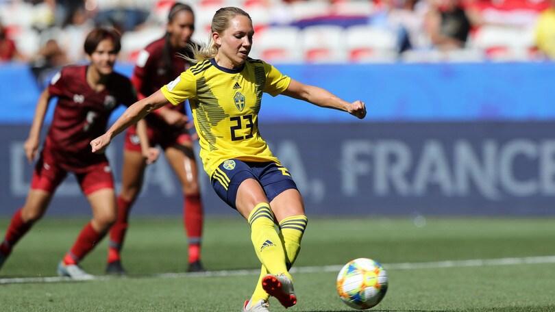 Mondiali femminili, Svezia e USA agli ottavi di finale