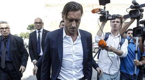 Diretta conferenza Totti: alle 14 la sua verità. Dove vederla