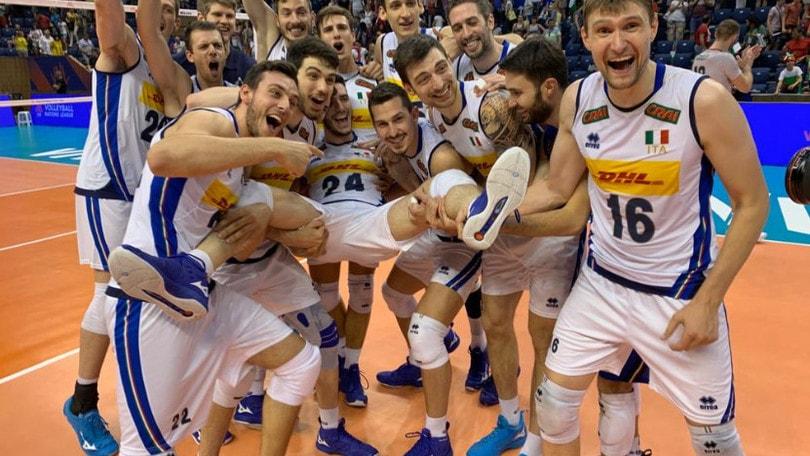 Gli azzurri battono anche la Bulgaria